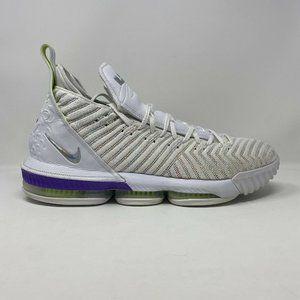 Nike Lebron XVI 16 Shoes Buzz Lightyear White Hype